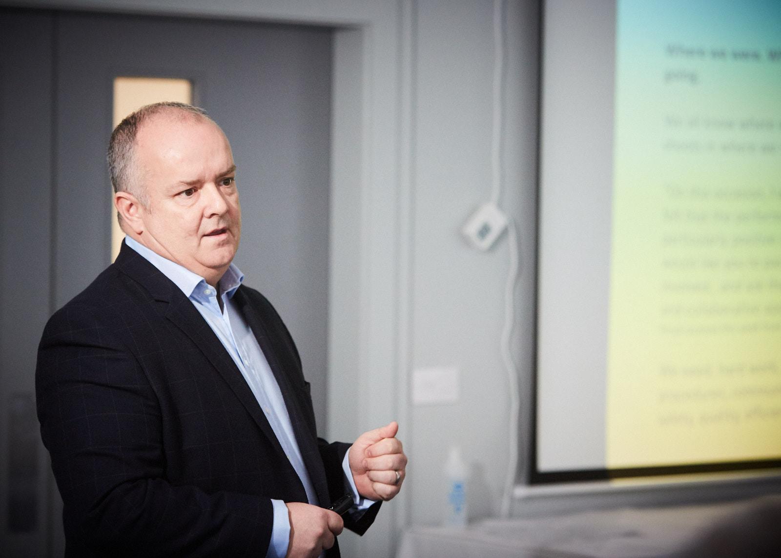 Steve Neilson Worksmart Contracts Refurbishment Scotland