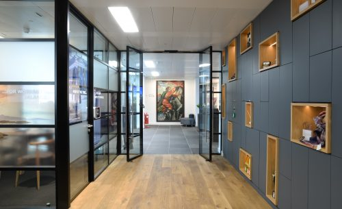 fit out/refurbishment office london