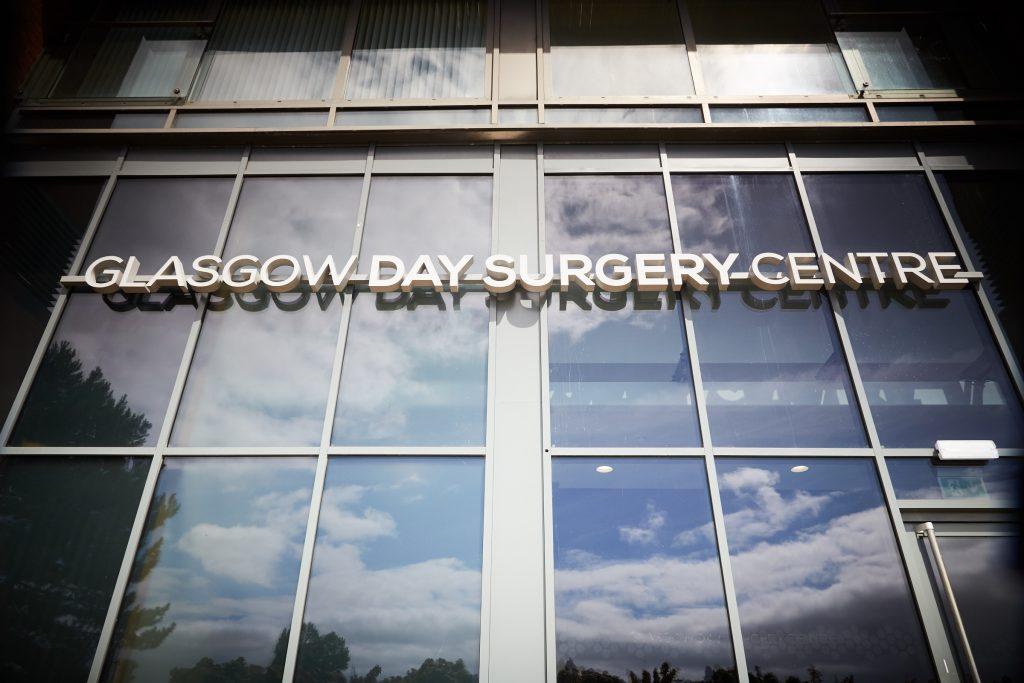 Glasgow Day Surgery Centre Refurbishment