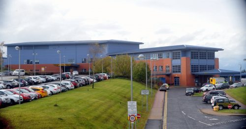 Worksmart Contracts Essential Work for NHS at Hairmyres Hospital