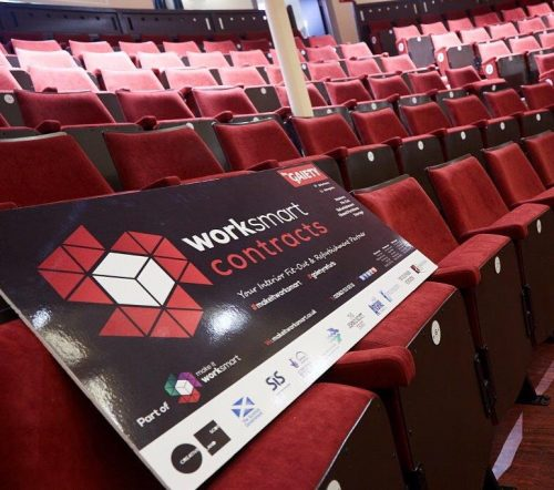 Worksmart Contracts at Ayr Gaiety Theatre